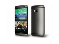 """HTC One M8 16GB Gray Unlocked GSM 3G 4G LTE 5.0"""" Android Dual camera 4core"""