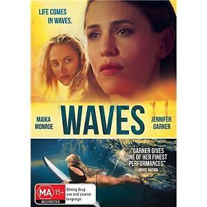 Waves (DVD, 2018) Australian Stock