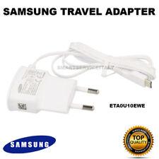 Carica Batteria Samsung Travel Adapter ETA0U10EWE per S2 S3 S4 Ace A3 J1 BIANCO