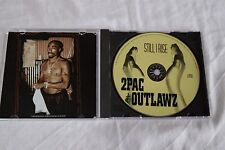 2 PAC + OUTLAWZ  STILL I RISE INTERSCOPE RECORDS CD 1999