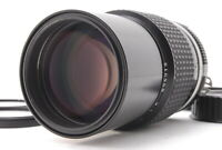 """ Near Mint "" NIKON Ai NIKKOR 200mm f4 MF F Mount Telephoto Lens from Japan"