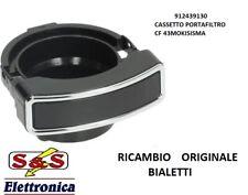 912430130 CASSETTO PORTAFILTRO ORIGINALE PER MOKISSIMA CF43 BIALETTI