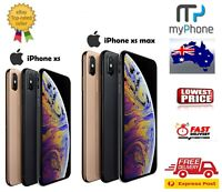 Apple iPhone XS / XS Max, 64GB / 256GB / 512GB 4G Cheap AU Model AU Stock