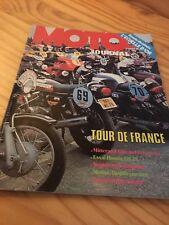 MOTO JOURNAL 170 1974 Honda 125 JX Nogaro tour france SALON BARCELONE Mettet