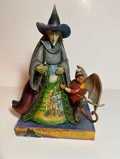 "Jim Shore Wizard Of Oz ""Wicked"" #4009049"