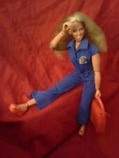 1974 Patent GENERAL MILLS / KENNER BIONIC WOMAN ACTION FIGURE DOLL w/ Outfit