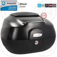 BAULETTO BEVERLY 300 350 ST POLICE NERO OPACO CARBONIO 93/B ORIGINALE PIAGGIO