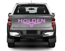 PINK HOLDEN 580mm LONGHORN DECAL *CHOICE OF COLOURS*  Truck RM WILLIAMS STICKER