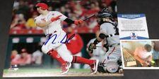 Nick Senzel Cincinnati Reds Autographed Signed 8x10 Beckett COA