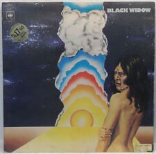 Black Widow - Self Titled 1970 LP 1st UK CBS Pressing Gatefold Progressive Psych