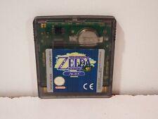 The Legend of Zelda Oracle of Ages Nintendo Game Boy Color GBC Eur Loose