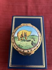 Halcyon Days Limited Edition Winnie the Pooh Here'S A Myst'Ry. #279/1500