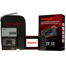 iCarsoft RT 2 II KFZ Diagnose-gerät für Renault & Dacia Tester Scanner OBD2 EOBD