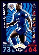 Match Attax 2016-2017 Nampalys Mendy Leicester Stadt Karte Nr. 137