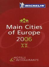 Guía Michelín Europa 2006 2006 (Guías Michelin), personal de Michelin