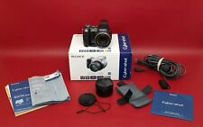 SONY CYBERSHOT DSC - H5 7.2 Mega Pixel Digital Camera With Box