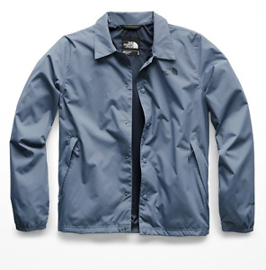 The North Face MEN'S TNF COACHES JACKET Small Urban Navy Brand New $79