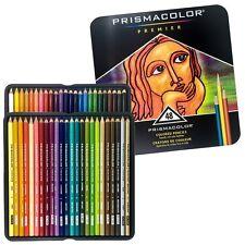 Prismacolor Premier Soft Core Colored Pencils 48 Colored Pencils Set