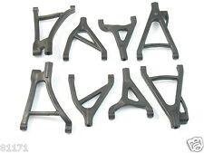 NEW TRAXXAS SLAYER 3.3 A ARM A-ARMS F+R SUSPENSION TRA 5933X 5934X 5931X 5932X