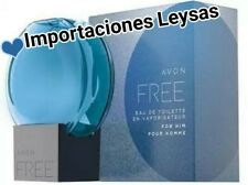 FREE EAU DE TOILETTE FOR  HIM BY AVON 50 ML/1.7 FL OZ IMPORTADO DE MEXICO
