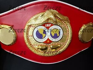 IBF boxing championship belt replica Adult Size