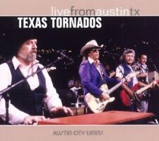 Texas Tornados - Live From Austin Texas [CD]