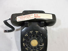 1957 Art Deco Kellogg Desk Telephone