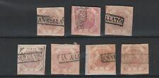 FRANCOBOLLI - 1858 NAPOLI GR.2 E/2382