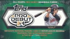 2011 Topps Pro Debut Baseball - Pick A Player - Cards 1-165