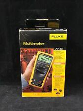 Fluke 77IV Digital Multimeter - Excellent Condition