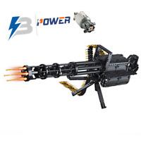 Technic Mini Gun Army Gun Weapon 42056 42083 Building Blocks Bricks MOC pistol