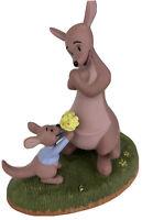 """Disney Winnie The Pooh & Friends """"I love you, Mama"""" Statuette"""