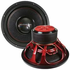 "American Bass HAWK1544 Competition 15"" Woofer 3000 Watt 4 Ohm Dvc"