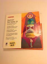 Compaq DeskPro 2000 4000 6000 Workstation Support CD ver 98.09 LOT boot CD 1998