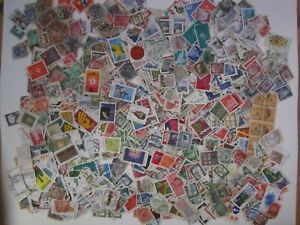 LOT 1900  STAMPS GERMANY CIRCULATED