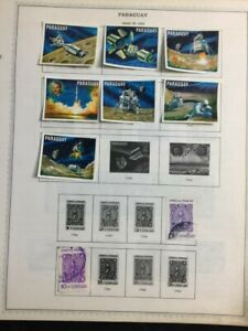 TCStamps 32x Pages BEAUTIFUL OLD  Paraguay Postage Stamps #707