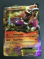 Pokemon - HOUNDOOM EX 21/162 - XY Breakthrough - Rare - EXC