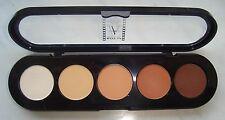 Make-Up Atelier Paris Eye Shadow Palette T05  Incl 5 colours