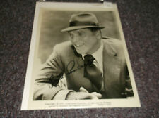 Burt Lancaster (1913-94) signed vintage 1973 photo w/COA plus free gift