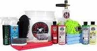 Chemical Guys HOL169 16-Piece Arsenal Builder Wash Kit Fast & Free Ship