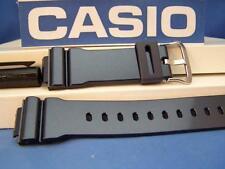 Casio Watch Band DW-6900 SB-2V Shiny Metallic Navy blue G-Shock  Strap