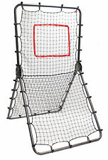 Adjustable Baseball Pitch Back Screen Rebounder