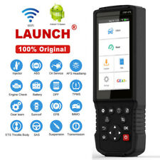 LAUNCH CRP479 Wifi OBD2 Scanner DPF EPB Throttle Injector IMMO ABS Diagnose Tool