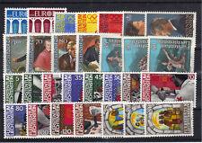 Liechtenstein Jahrgang 1984 postfrisch kompl...........