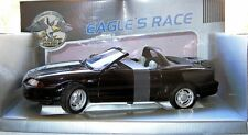 Universal Hobbies: Ford Mustang GT Cabrio, Metallmodell in 1/18, NEU & OVP