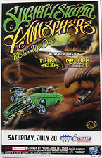 SLIGHTLY STOOPID / ATMOPSPHERE / TRIBAL SEEDS 2013 SAN DIEGO CONCERT TOUR POSTER