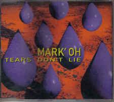 Mark Oh-Tears dont Lie cd maxi single