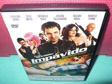 IMPAVIDO - NACHO VIDAL -