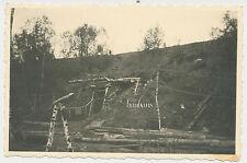 Foto-Russland  Unterkunft-Bunker 2.WK (L753)
