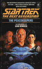 The Peace Keepers (Star Trek: The Next Generation), Jean DeWeese, Used; Good Boo